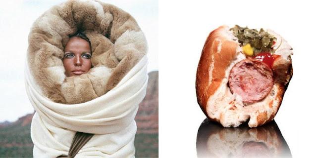 veruschka-v-hot-dog-snug-as-a-bug